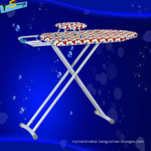 Electric Ironing Board with Fabric Cover