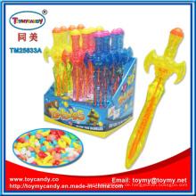 Bubble Gun Spielzeug mit Süßigkeiten