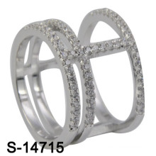 2016 nouveau modèle mode bijoux en laiton anneau (S-14715)