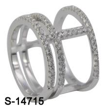 2016 Новая Модель Мода Ювелирные Изделия Латунь Кольцо (С-14715)