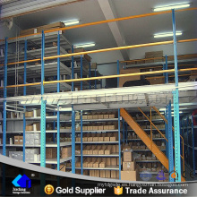 Nanjing Jracking Metal Structural Platform Steel Warehouse Mezzanine