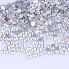 Resin Rhinestones Accessories Crystal DIY Nail Diamond Rhinestones Hand Stick Loose Diamond Accessories Rhinestone