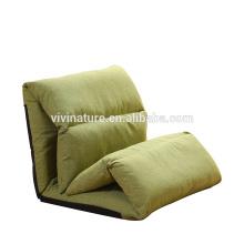 Chaise sans jambes avec bras Easy Carrying Lit simple pliant Style Canapé-lit
