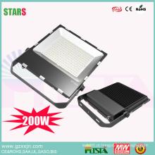 A iluminação do diodo emissor de luz do lighting ao ar livre da iluminação do diodo emissor de luz 200W substitui o projector de alta pressão da lâmpada do sódio de 800W