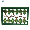 4-layer FPC+FR4 Rigid-flexibe PCB Circuit Board