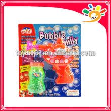 Tanks Design Blase Pistole, Kunststoff Blase Pistole, Funny Reibung Blase Pistole Spielzeug, blinkende Blase Pistole für Kinder mit einzelnen Blase Wasser