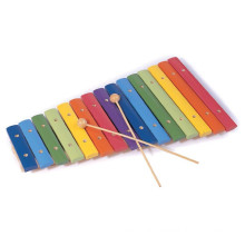 Colorful Rainbow 15 Notes Xylophone