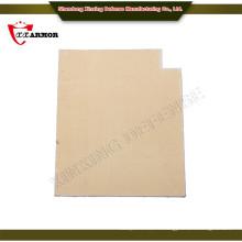 Chine en gros ISO9001: 2008 plaque d'armure de l'armée