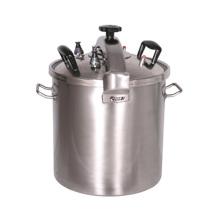 Cuiseur à pression en acier inoxydable Deluxe 51L