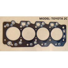 Головки цилиндра прокладок прокладка для Тойота 2С