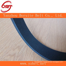 automotive parts poly ribbed racing belt/rubber pk belt v belt OEM