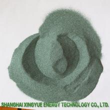 Schwarzes, grünes Silikonkarbidgranulat-Sandpapier für Politur