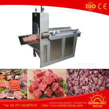 Frozen Meat Cutting Machine Portable Meat Cutting Machine