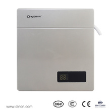 Tankless Instant Hot Water Heater LCD Panel High End Water Heater Wall Mounted