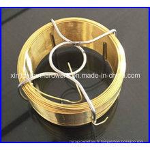 0.1kg / Coil Small Coil Wire pour Supermarché