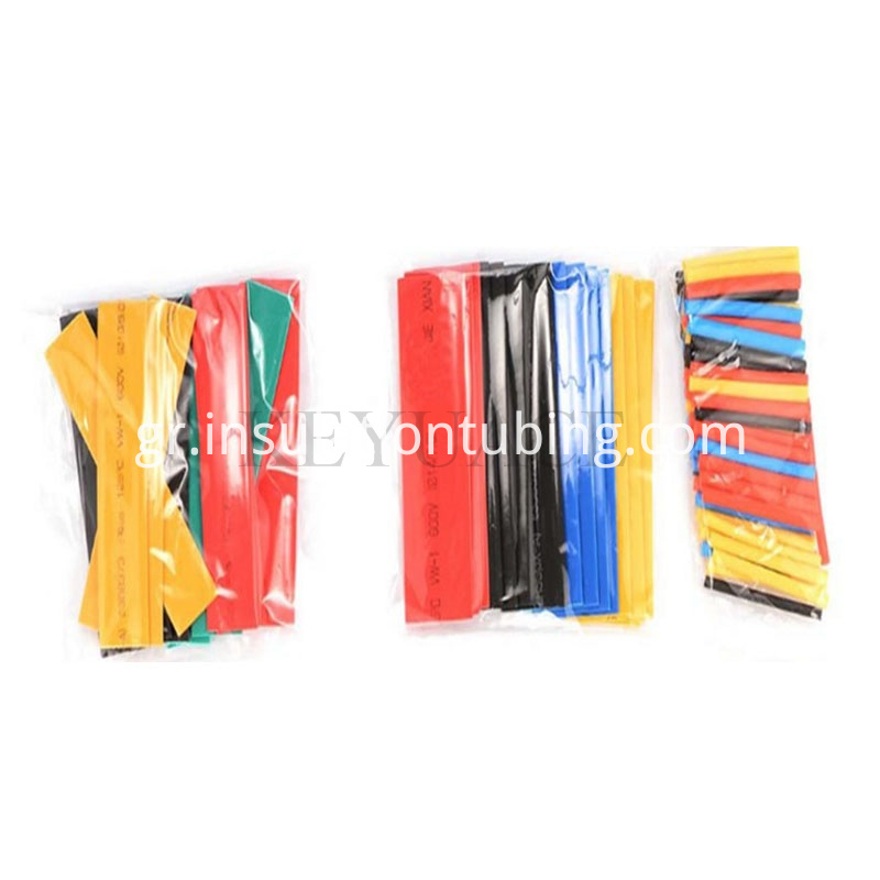 Colored Heat Shrink Tube Kit