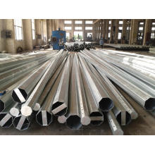 35FT Galvanizing Electrical Steel Pole