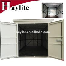 contenedor plegable de almacenamiento de contenedores de paquete plano para la venta