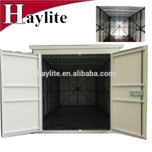 foldable container storage moveable flat pack container for sale