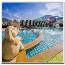 Audu Thailand Sunny Hotel Project Rattan Beach Chair