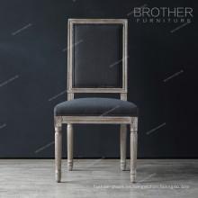 Fabricante sin brazos silla de comedor / café comedor sillas / sillas de comedor clásico