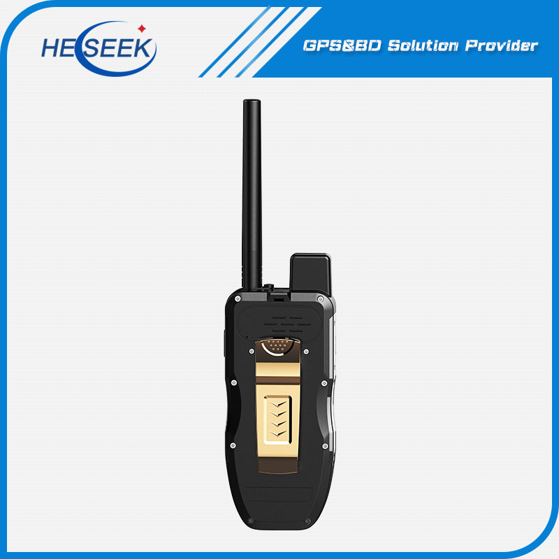 Handheld GPS intercom