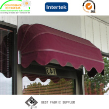 PVC Coated 100% Polyester 600d Oxford Canopy Fabric with UV Resistant