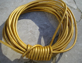 Cheap Braided Gold Metallic Cord