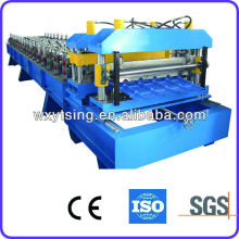 2015 Hot Sale!! YDSING-YD-00009/China Manufacture/Full Automatic Metal Tile Machine for Sale, Tile Roll Forming Machine in WUXI