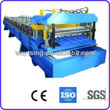 2015 venda quente !! YDSING-YD-00009 / China fabricação / máquina de telha de metal automática completa para venda, rolo da telha dá forma à máquina em WUXI