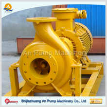 Electric Qi Centrifugal Horizontal End Suction Clean Water Pump