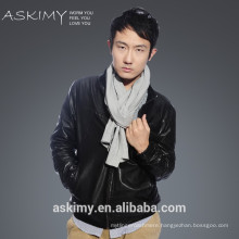 2015 High quality fashionable scarf knitted for man