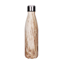 Luxury Iron Sports Insulated Thermos Flask Water Bottle