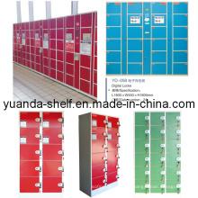 Metallstahl-Kunden-Speicher-Schließfach für Supermarkt