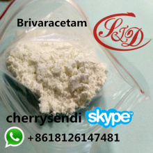 99% Purity Brivaracetam Briviact Powder CAS 357336-20-0 Anticonvulsant