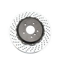 Rotor de disco do sistema de freio do carro de alta qualidade 362 * 32mm