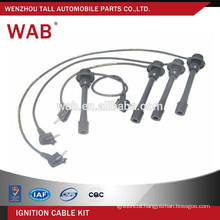 Auto parts replacement silicone spark plug wire assembly 1903775010 for Toyota