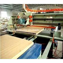 Экструзионная линия для производства пластиковых дверных досок из ПВХ и ДПК