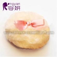 Plüsch Blätterteig mit rosa Schmetterling 45x4mm