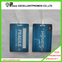 Fashionable Style Top Quality Logo Printed Luggage Tag (EP-L9031)