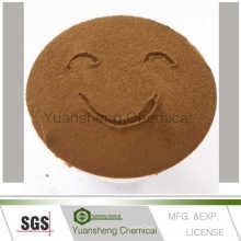 Suppression de la poussière de lignosuphonate de sodium (MN)
