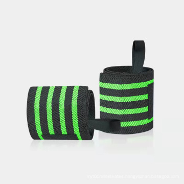 2021 Wrist Sweatband Wrist Wraps Gym Weightlifting Compression Protective Gear Sport Fitness Sports Wrist Support Guard