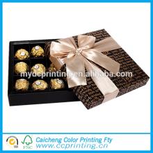 Fliege Geschenk Verpackung Papier Schokolade Verpackung