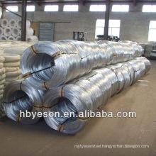 Galvanized steel wire/Steel Wire roll/Galvanized low carbon steel wire