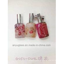 Mini Decoración Firing Perfume Fragancia Botellas de vidrio 15ml 20ml, 30ml, 50ml