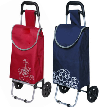 Factory Price Supermarket Hand Trolley Carts for Promotional (SP-516)