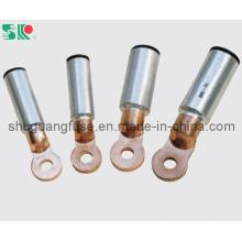 Dtl-2 Kabel-Aluminium Bimetall Kabel Lugs Stecker Kabel Stecker