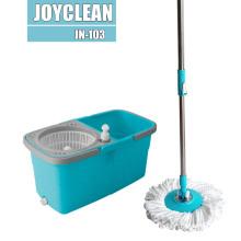 Twin Bucket Spin Mop, Double Bucket Mop Set