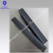 Piedra de aceite de pulido de combinación de óxido de aluminio P120