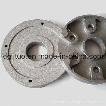 Parte de fundición a presión de zinc / aluminio para muebles con mecanizado CNC